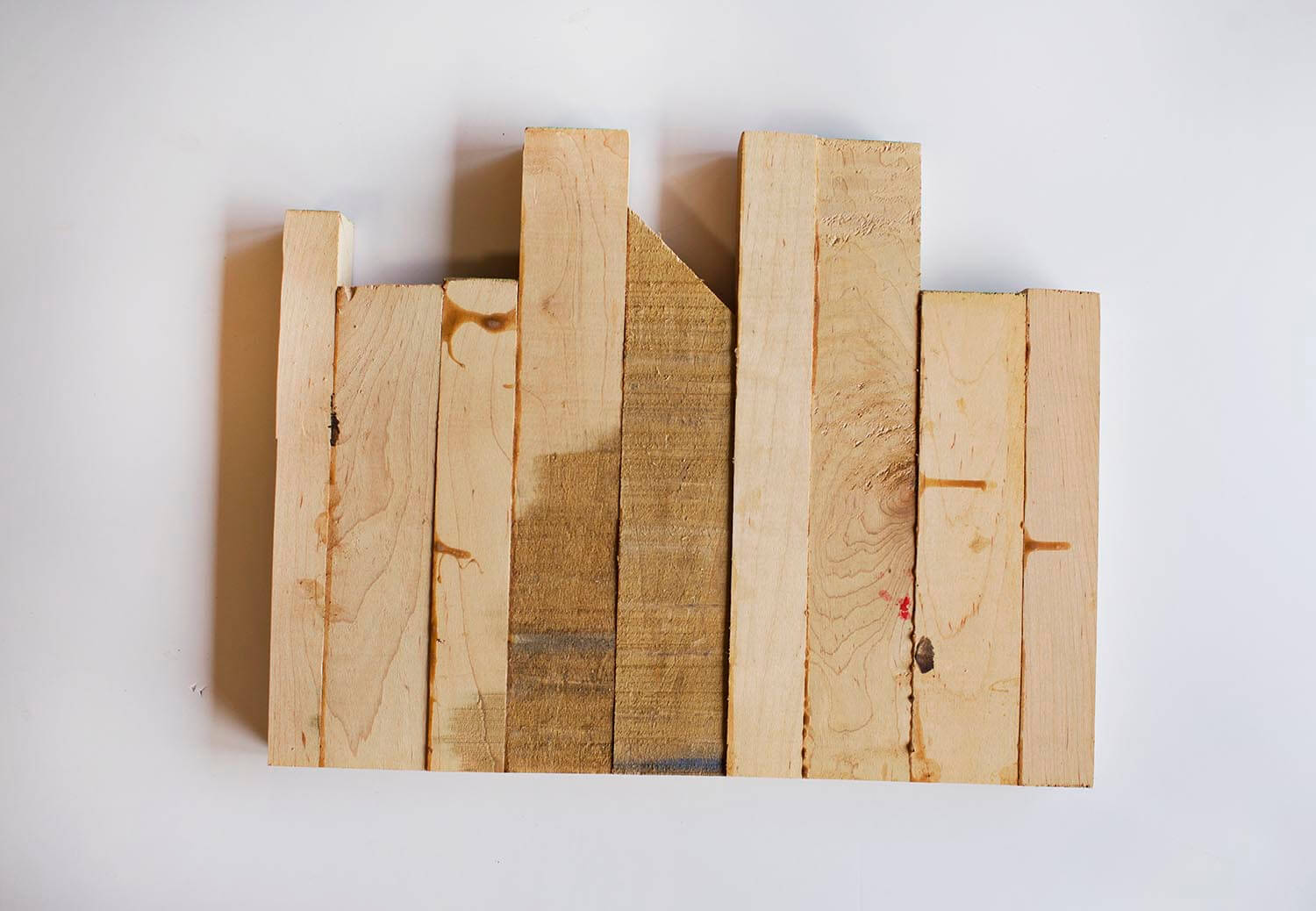 Wood cityscape project