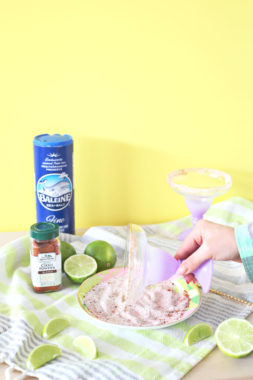 Frozen Avocado Margarita (click through for recipe)