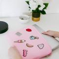 DIY Patch Laptop Case  - March 14, 2017