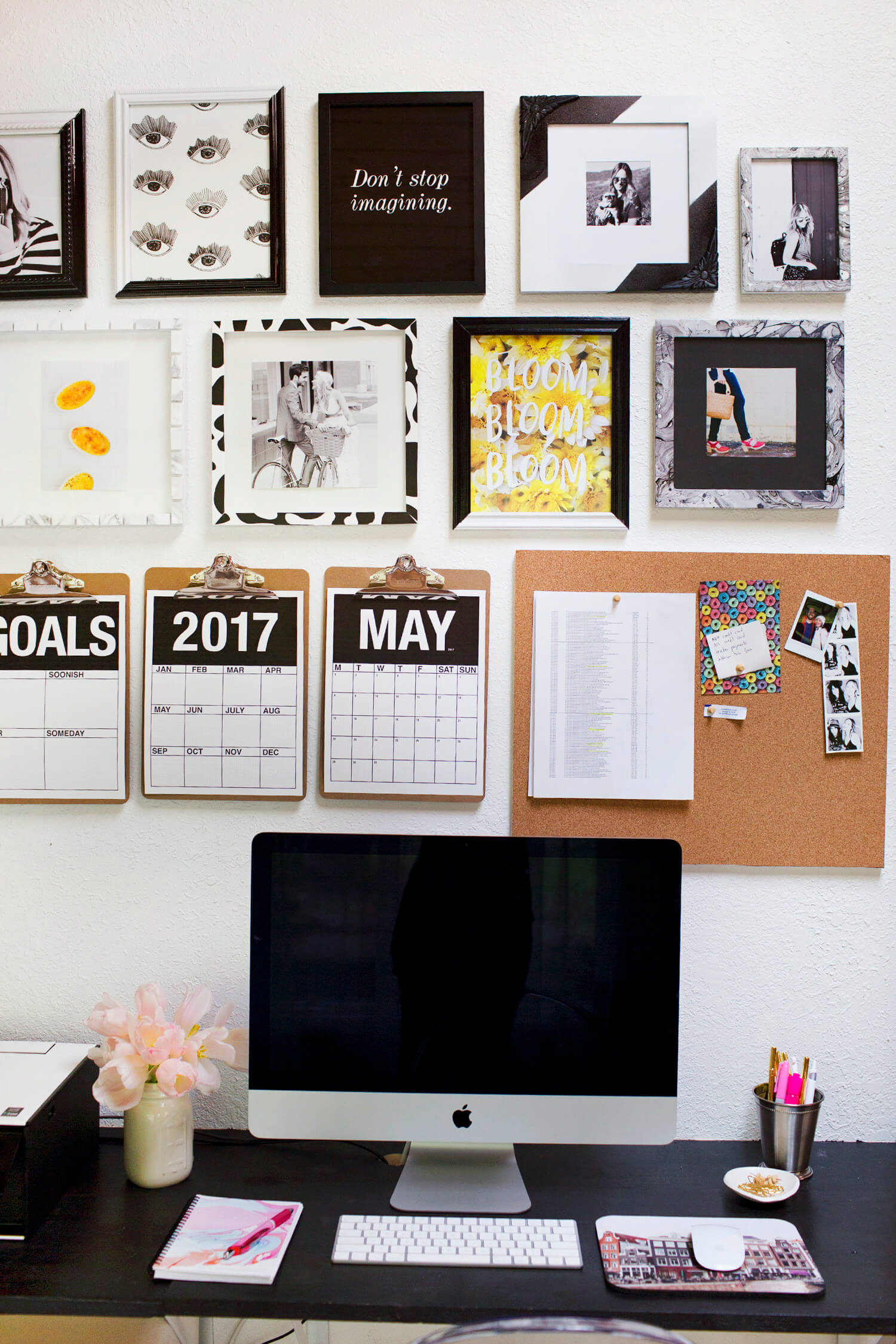 5 Ways to Update an Old Photo Frame (via fitness-4all.com)