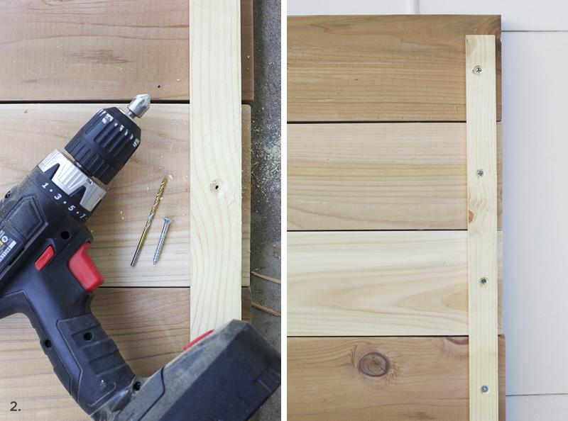 Make a Distressed Wood Photo Backdrop – A Beautiful Mess