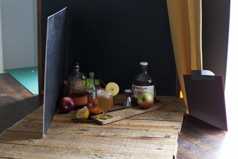 chiaroscuro in food photography