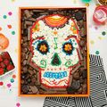 Day of the Dead Candy Party Tray