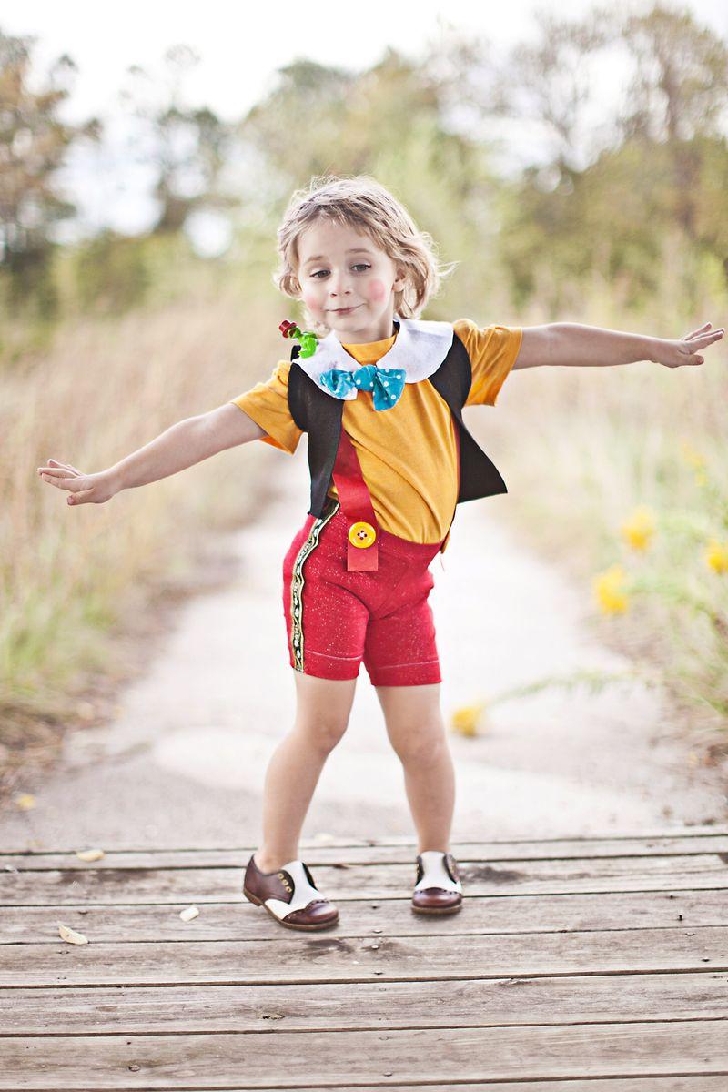 Little Pinocchio