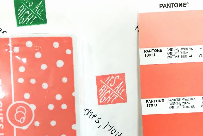 Pantone matching