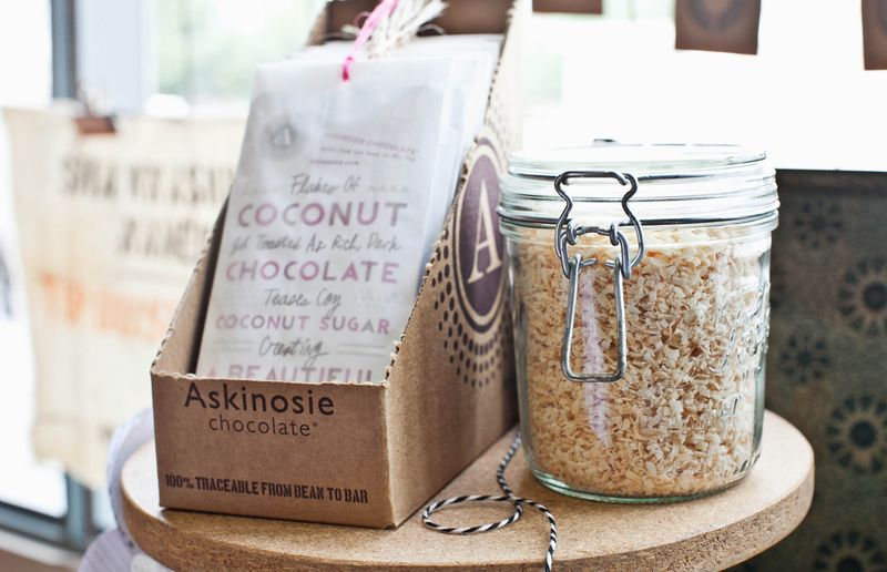 Askinosie Chocolate + A Beautiful Mess