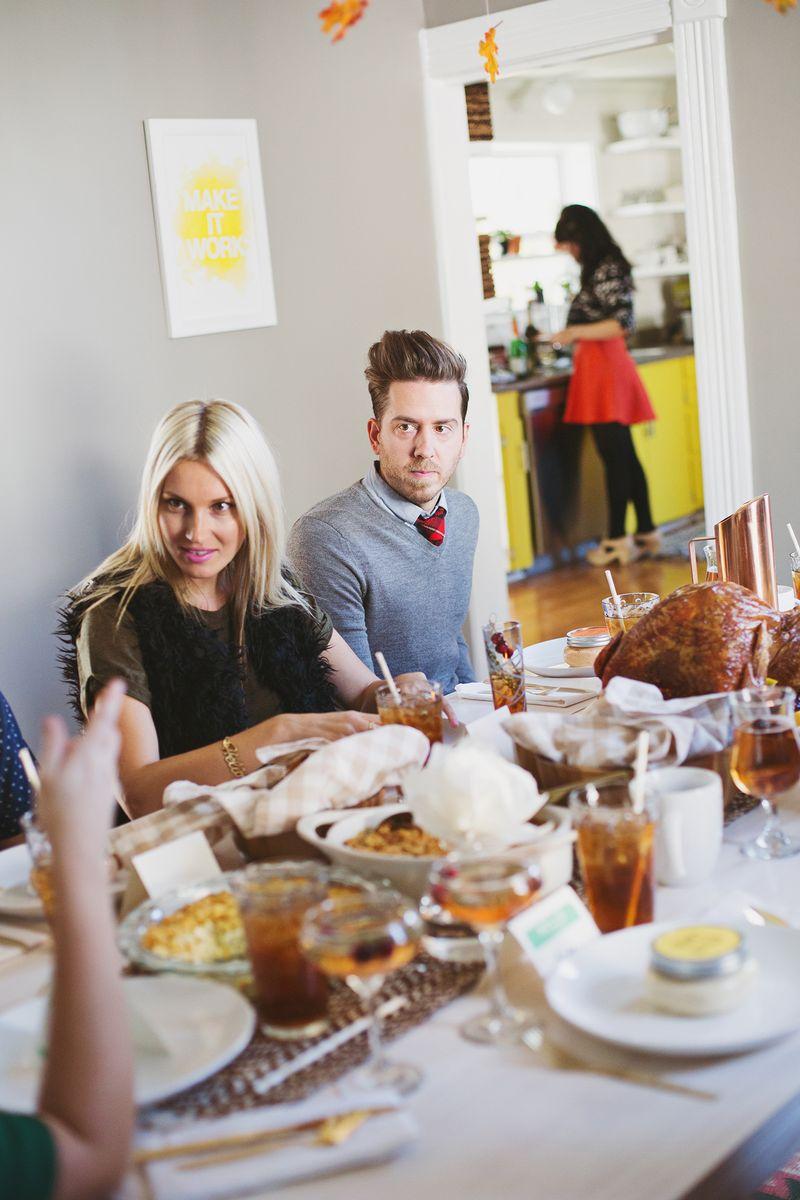 Easy thanksgiving recipes