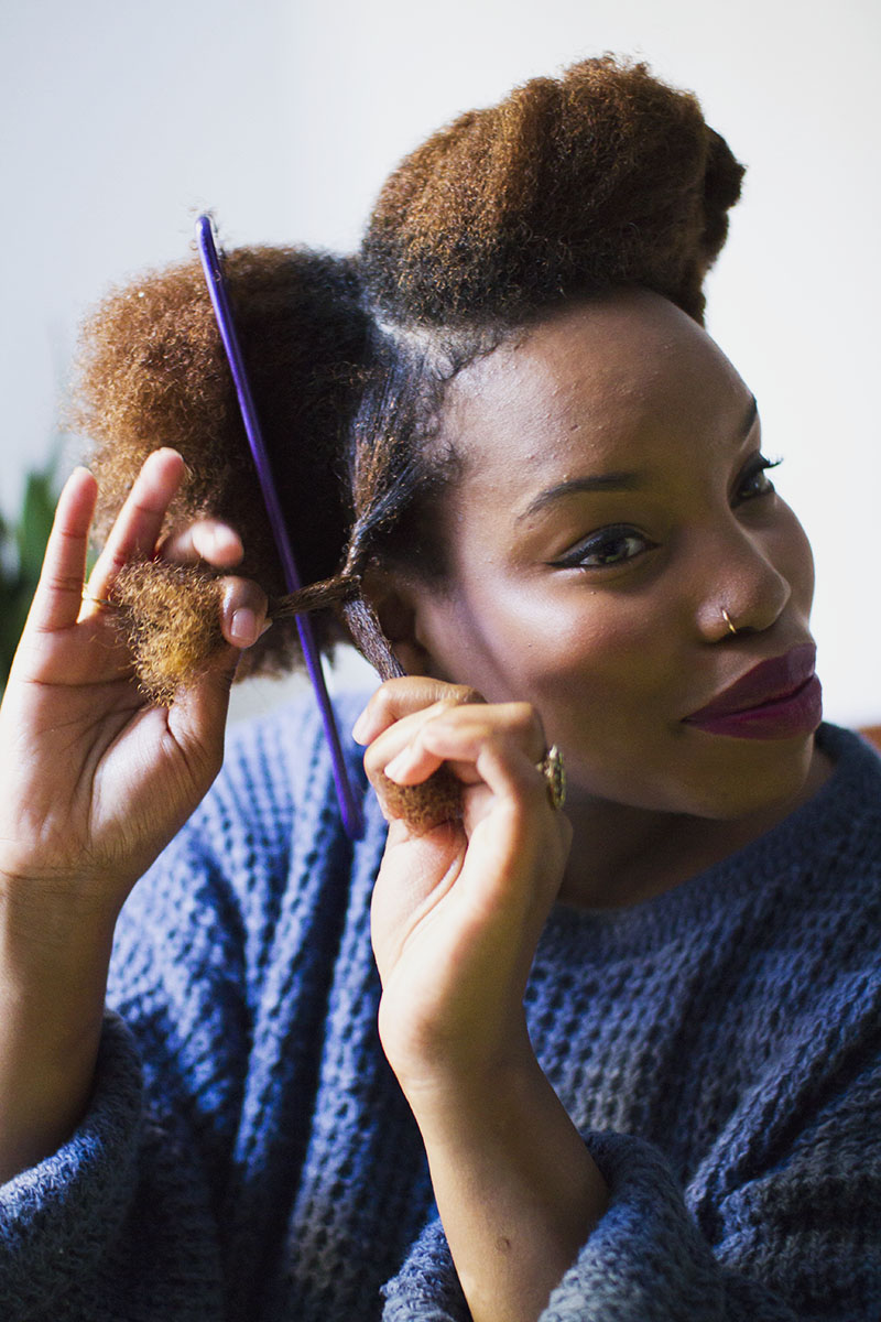 Pleasing Natural Hair Two Strand Twists A Beautiful Mess Short Hairstyles For Black Women Fulllsitofus
