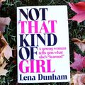 Not That Kind of Girl (Discussion) - November 30, 2014
