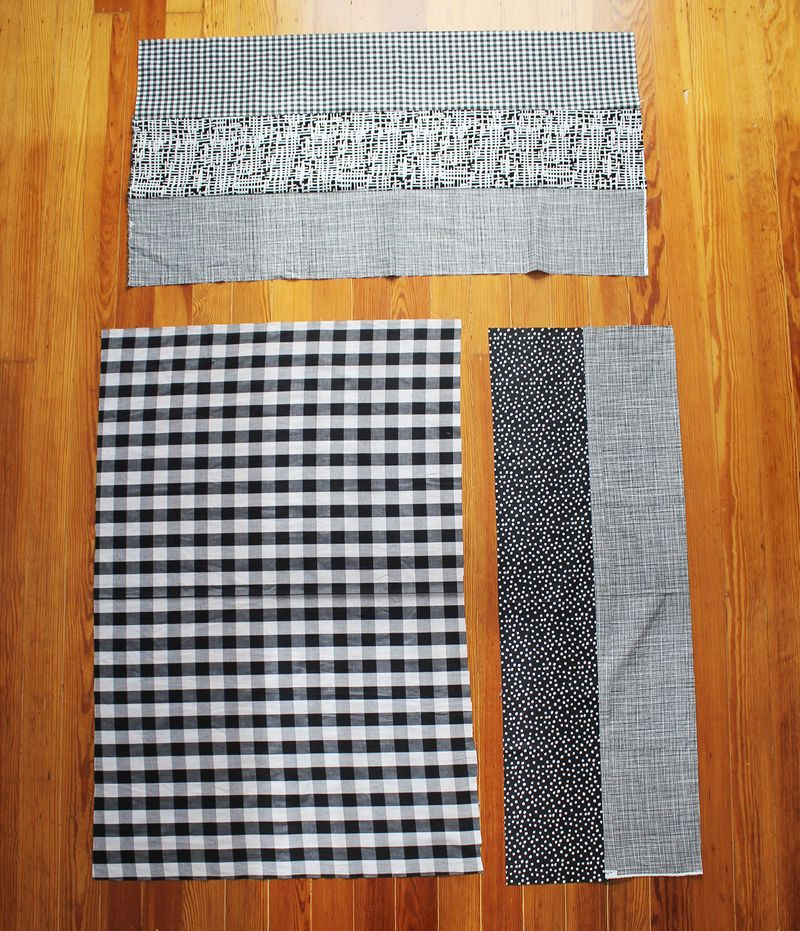 Lay Out Fabrics
