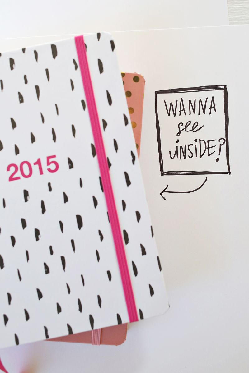 Wanna see inside? ABM 2015 planner