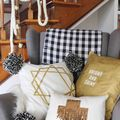 Bright and Shiny Decorative Pillows - December 04, 2014