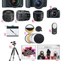 Photography Gear: What We Use, Love, and Recommend! - December 19, 2014