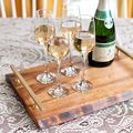 Try This: Easy DIY Serving Tray - December 29, 2014