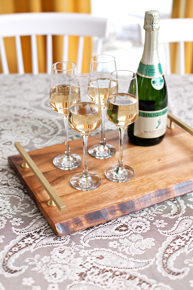 Try This: Easy DIY Serving Tray