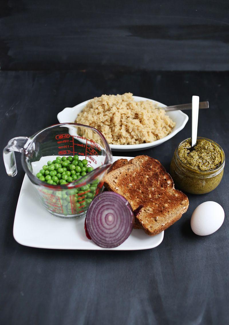 Best quinoa pattie recipe