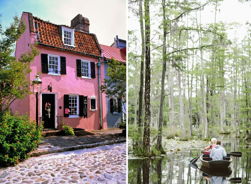 Places I want to go-Charleston