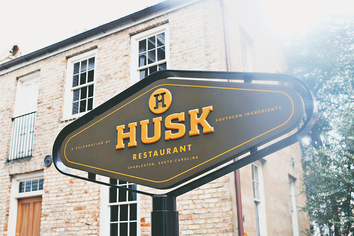 Husk in Charleston, South Carolina (click through for a full travel guide!)