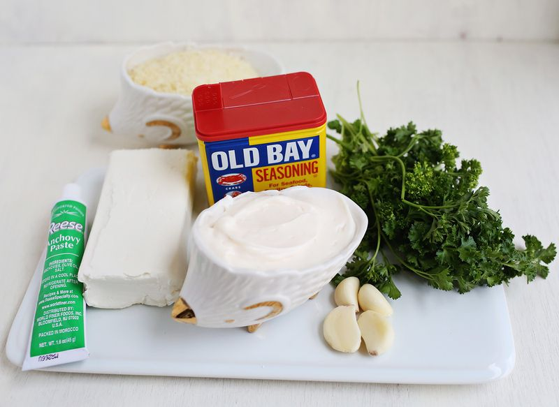 Baked Seafood Dip (via abeautifulmess.com)