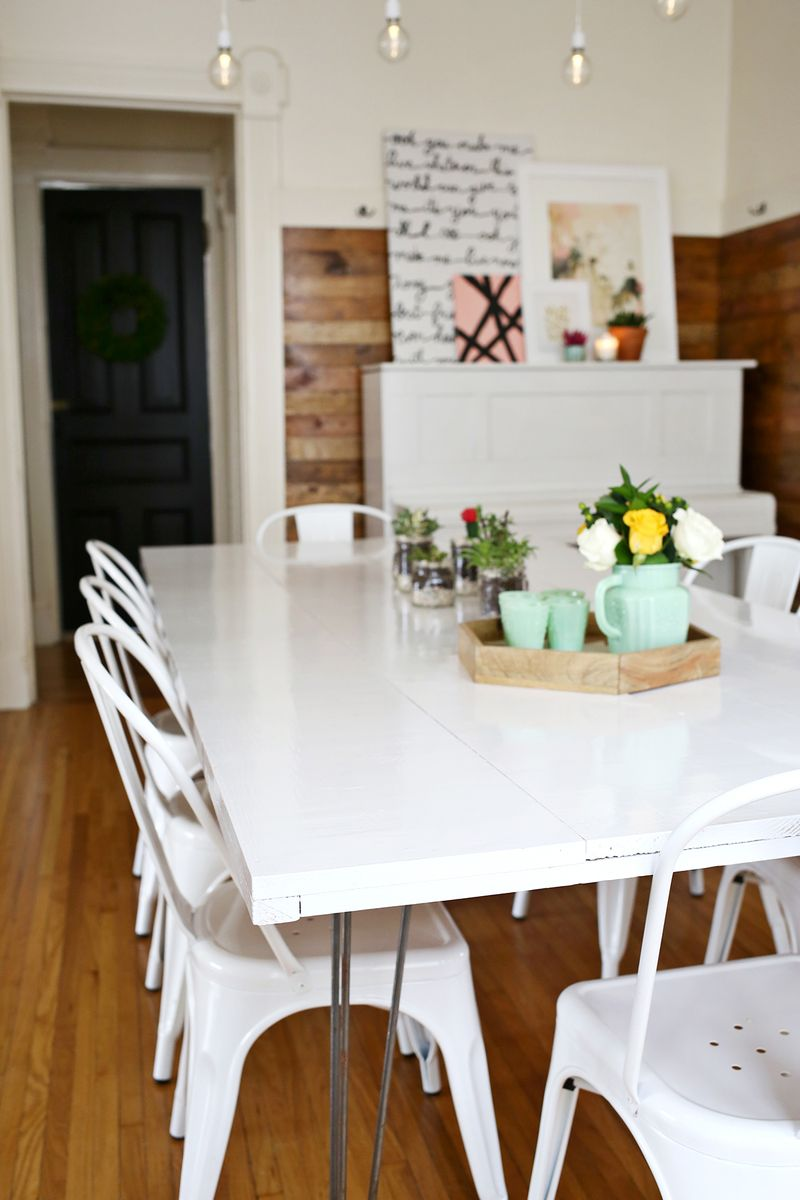 Tips for Painting a Dining Room Table – A Beautiful Mess