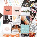 Scrapbook Sunday: Messy Box