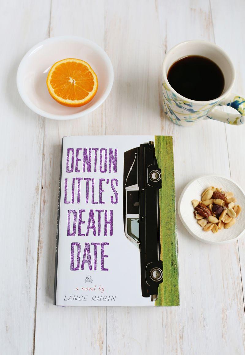 Denton Little's Death date