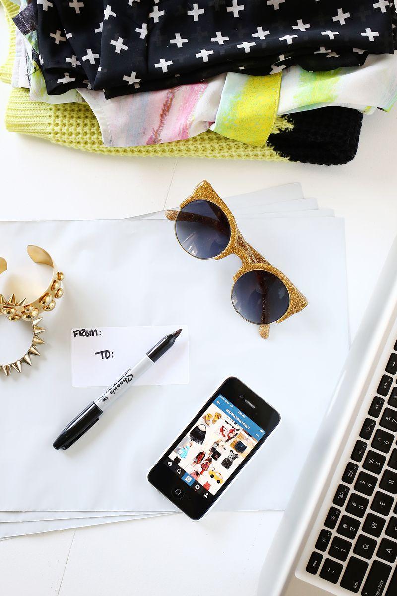 Instagram sale tips