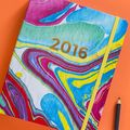 Our 2016 Planner Is Here!!!!!! (And It's Spiral Bound!) - August 28, 2015