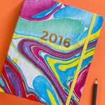 Our 2016 Planner Is Here!!!!!! (And It's Spiral Bound!)
