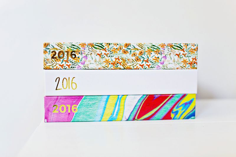 A Beautiful Mess 2016 Planner