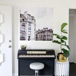 Oversized Tiled Photo Art