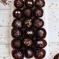 Easy No-Bake Truffles - September 21, 2015