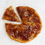 Apple Ginger Tarte Tatin