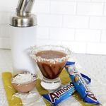 Almond Joy Martini