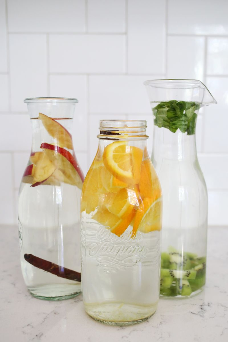 Infused Water Inspirations