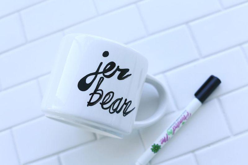 Finally! A 100% food safe AND dishwasher safe homemade mug tutorial!
