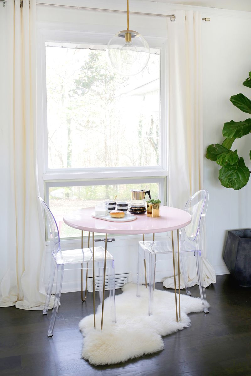 Mix and match to create a custom table
