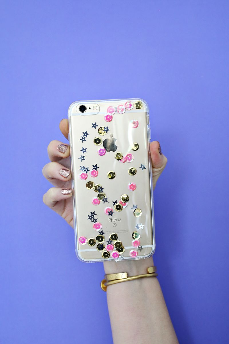 3 ideas for diy phone cases a beautiful mess for Creative iphone case ideas