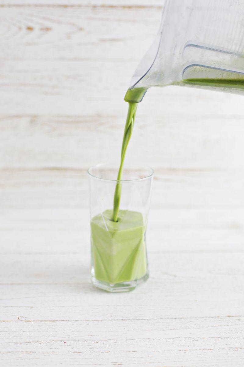 Favorite green smoothie (via fitness-4all.com)
