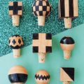 DIY Wood Burned Bottle Stoppers - February 11, 2016