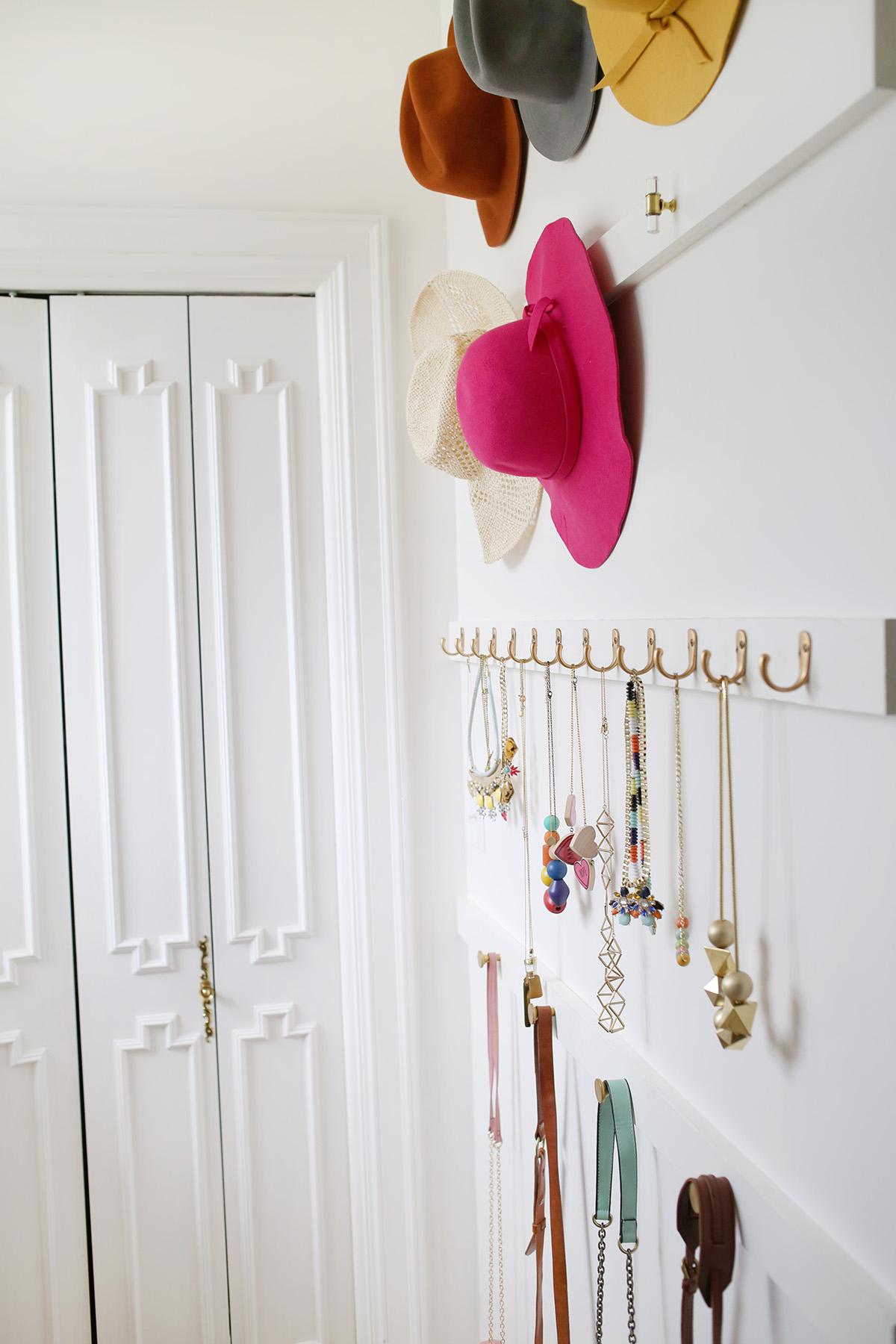 Elsie's Closet Organization