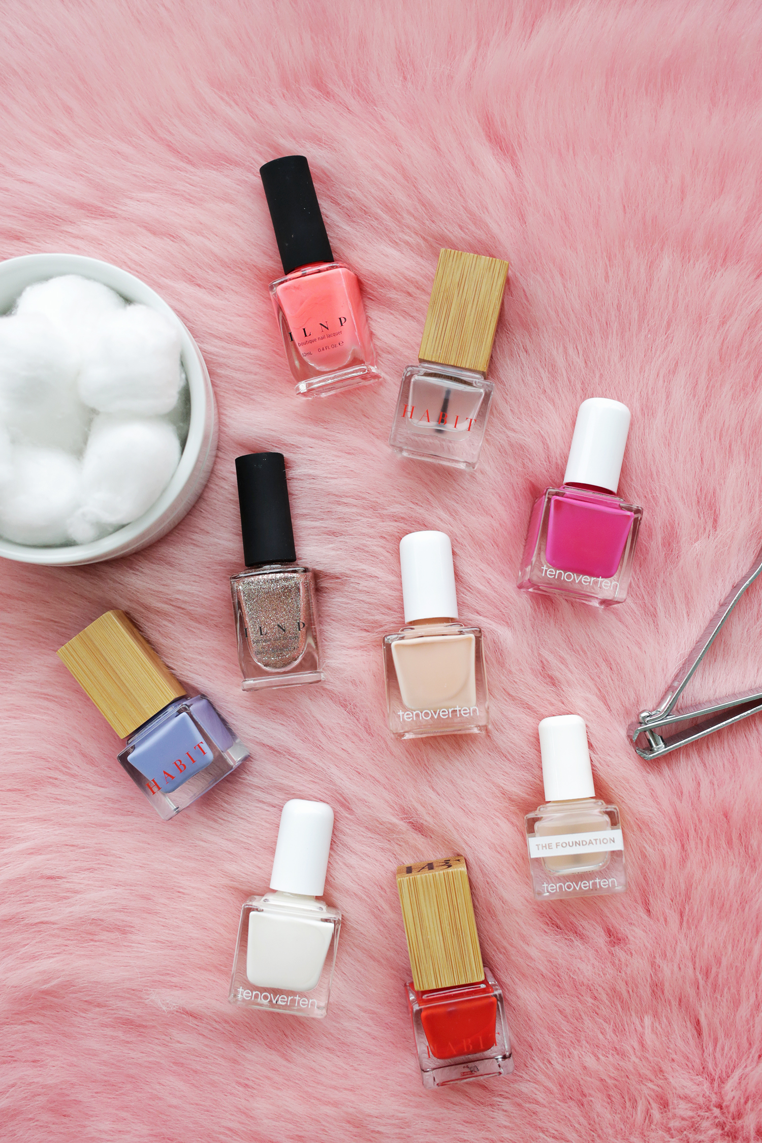 Natural nail polish 101 (click through for more!)