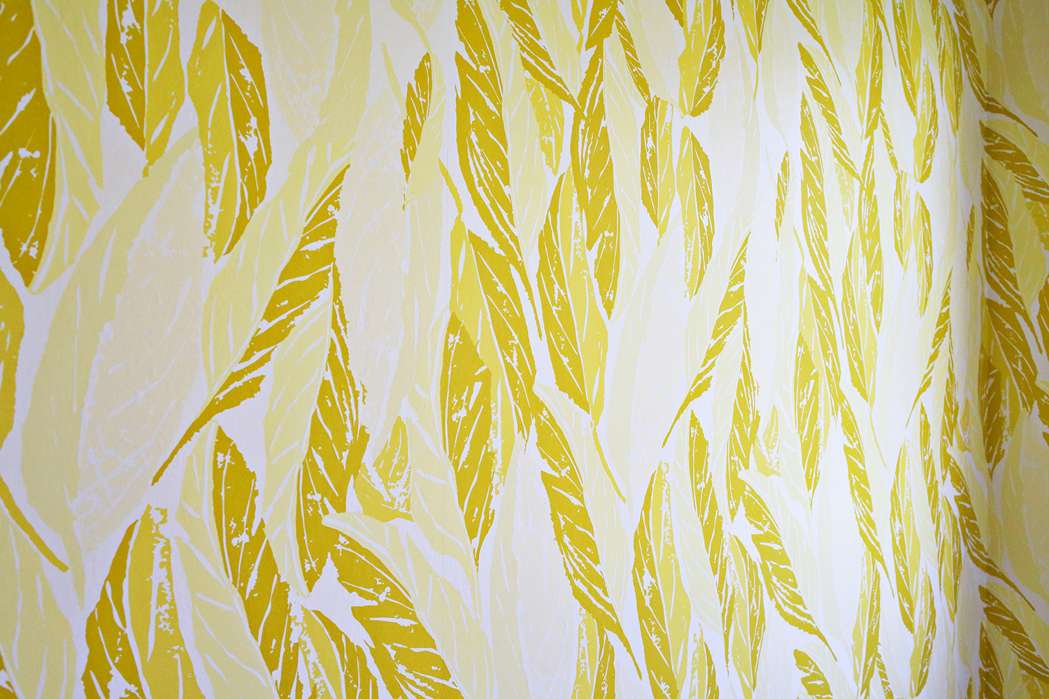 Yellow Wallpaper By Hygge West
