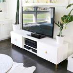 Ikea Restyle: Mid Century TV Stand
