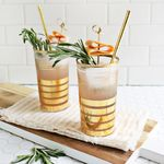 Rosemary Grapefruit Sparkler
