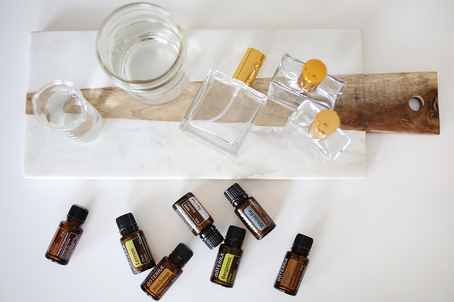 DIY Natural Room Freshener - A Beautiful Mess