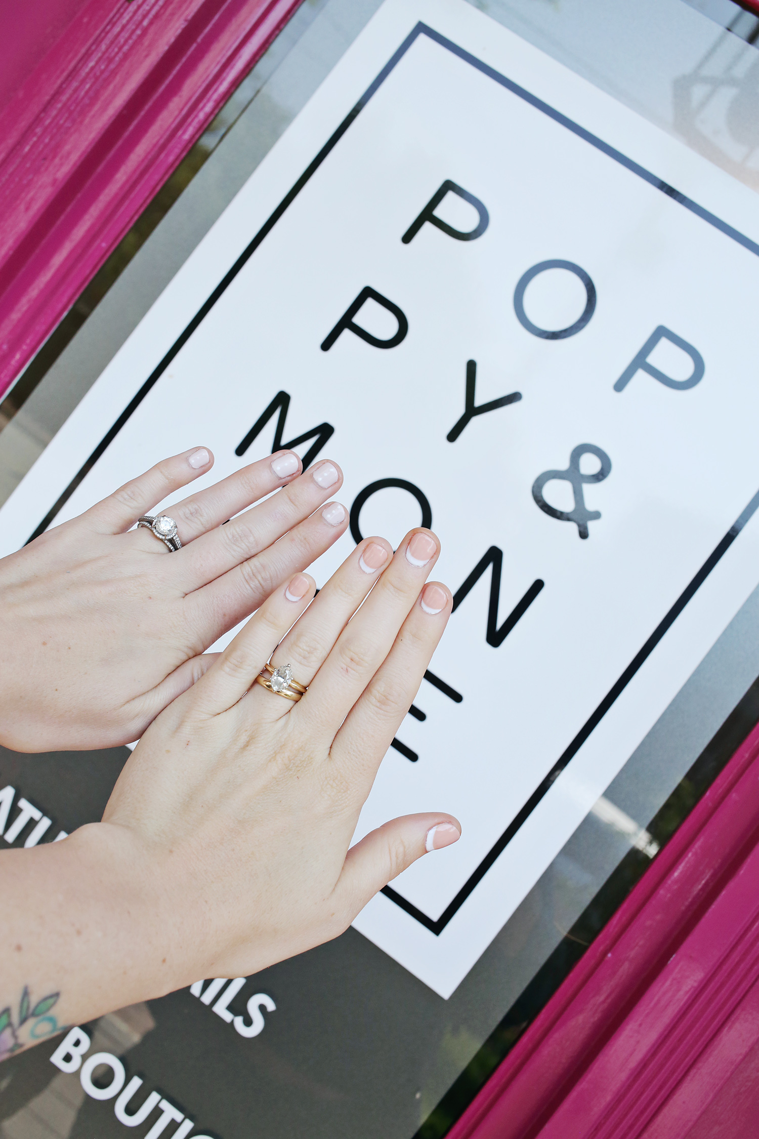 Poppy + Monroe