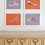 Transform Your Shoe Collection into Pop Art