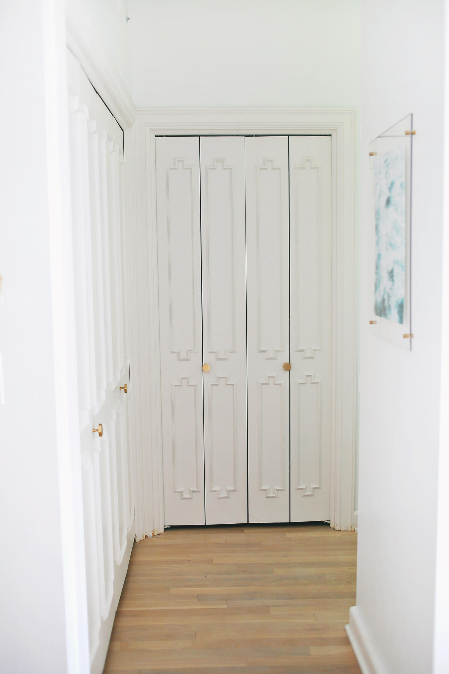 Progress Report- Elsie's Closet
