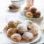 Stuffed Pancake Puffs